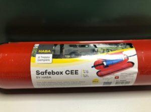 CEE savebox Voor extra veiligheid