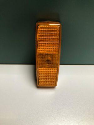 opbouw zijmarkeringslamp oranje