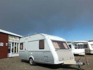 KIP Navigator 44 TDB bj.2003, TOP STAAT, MOVER, FRANS BED