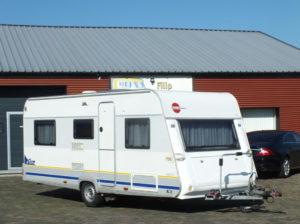 BURSTNER 480 TK bj.2004, MOVER, VOORTENT, KINDERKAMER