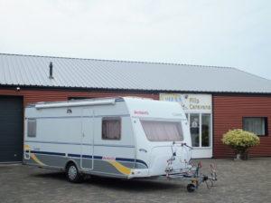 DETHLEFFS Camper 510 DB bj.2004, met TRUMA MOVER en DOUCHE